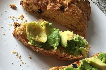 Pane al pomodoro e olive 7