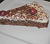 Black Forest Brownies (Bild)