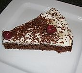Black Forest Brownies (Bild)