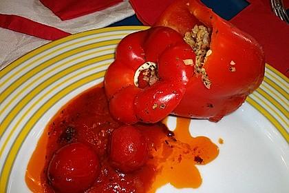 Gefüllte Paprika 0