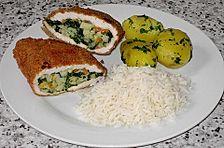 Gefülltes Putenschnitzel nach Wiener Art