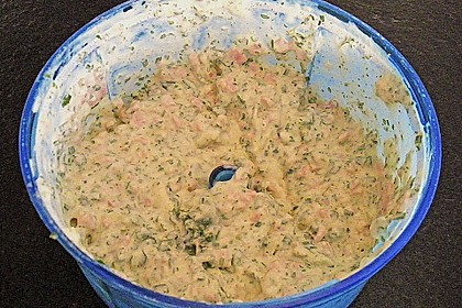 Kräutercreme für Folienkartoffeln 1