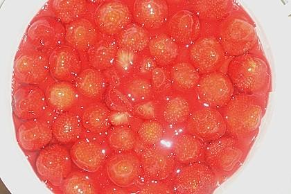 Erdbeerkuchen mit Vanillecreme 113