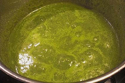 Spinat - Erbsen - Cremesuppe 16