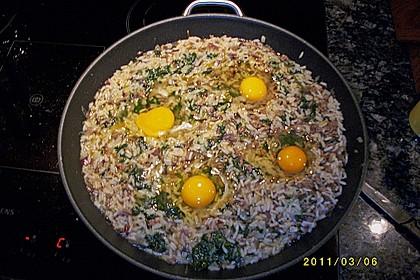 Eier im Grünen 8