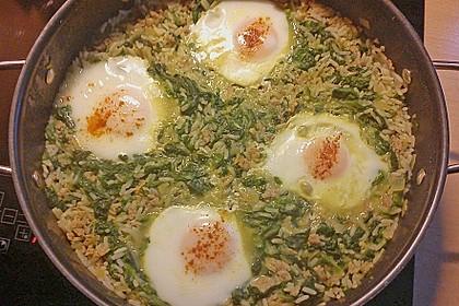 Eier im Grünen 3