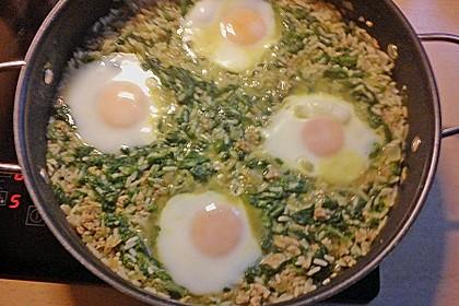 Eier im Grünen 6