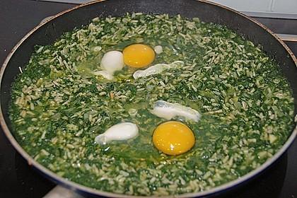 Eier im Grünen 7