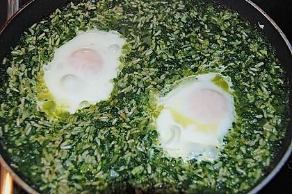 Eier im Grünen 0