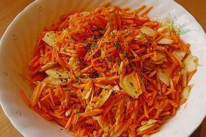 Der leckerste Karottensalat 3