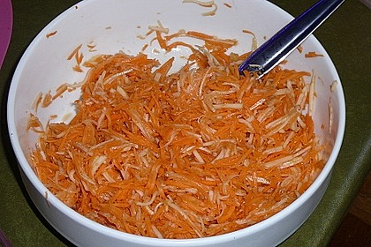 Der leckerste Karottensalat 13