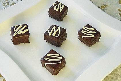 Baumkuchen - Würfel 6