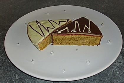 Baumkuchen - Würfel 11