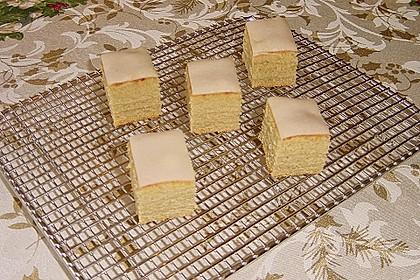 Baumkuchen - Würfel 12