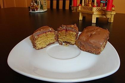 Baumkuchen - Würfel 17