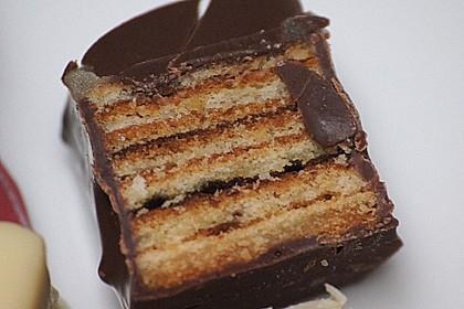 Baumkuchen - Würfel 10