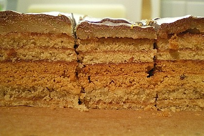 Baumkuchen - Würfel 16