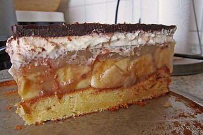 Blech - Bananenkuchen 10