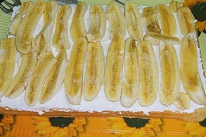 Blech - Bananenkuchen 37