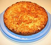 Mandel - Quark - Kuchen