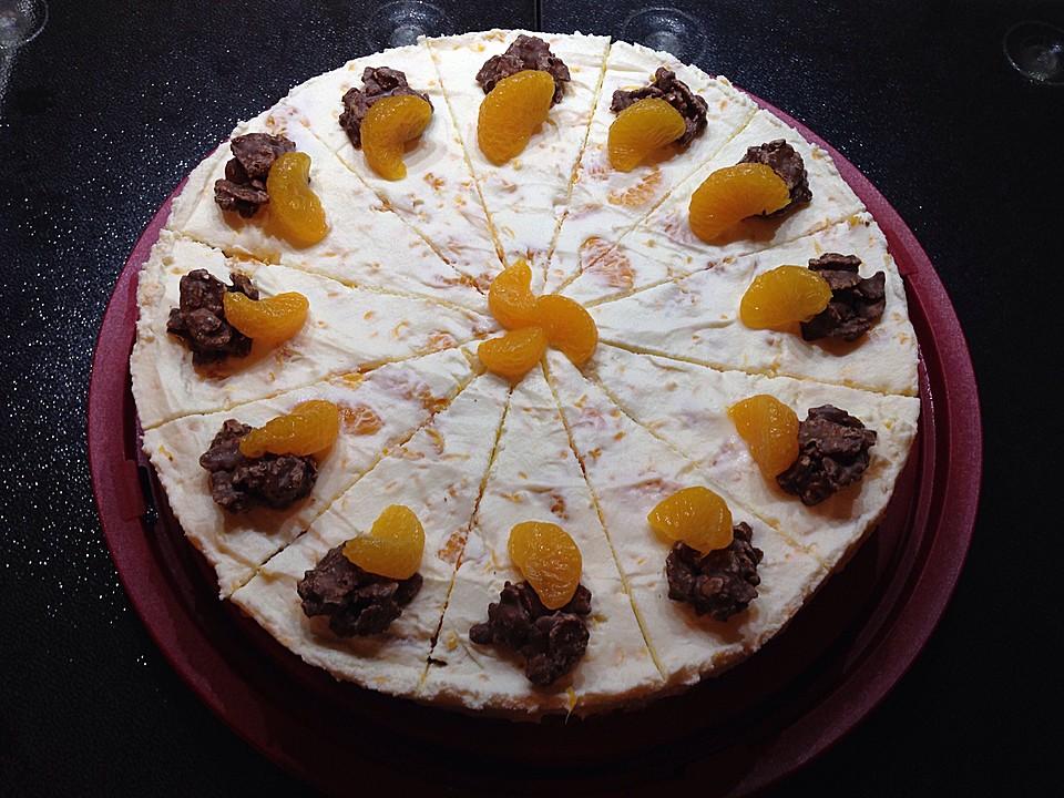 mandarinen joghurt torte rezept mit bild von belladonna01. Black Bedroom Furniture Sets. Home Design Ideas