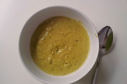 Grüne Spargelsuppe 2