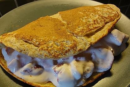 Quarkpfannkuchen 1