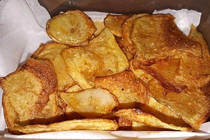 Chips selbermachen 9