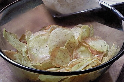 Chips selbermachen 7