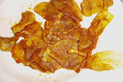 Chips selbermachen 13