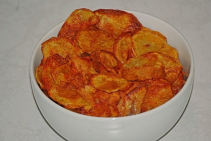 Chips selbermachen 2