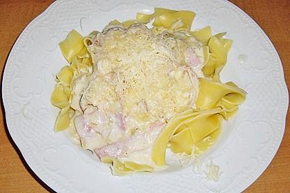 Spaghetti Carbonara light 19
