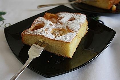 Marillenkuchen am Blech 11