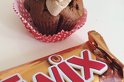Twix - Muffins