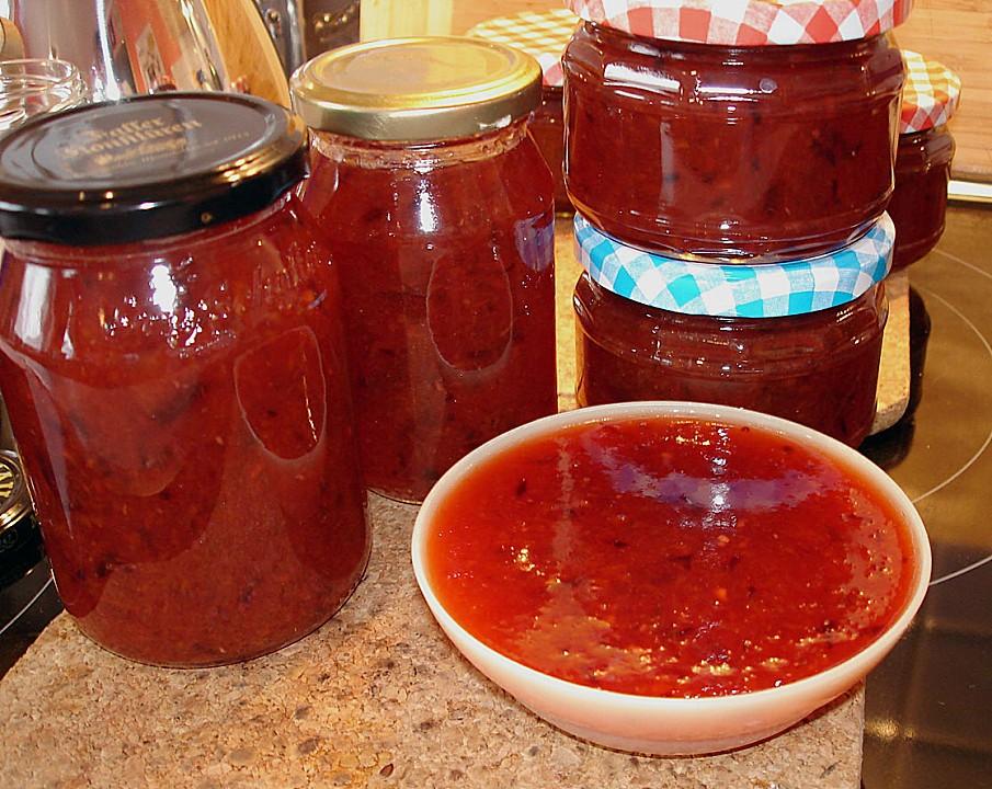 pflaumen - kürbis marmelade (rezept mit bild) von hermine ... - Kürbissuppe Rezept Chefkoch