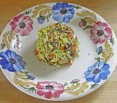 Wirsing - Pilz - Gemüse (Bild)