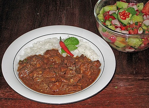 Pork Vindaloo 2