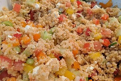 Cous Cous - Salat 12