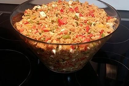Cous Cous - Salat 11
