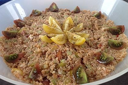 Cous Cous - Salat 4