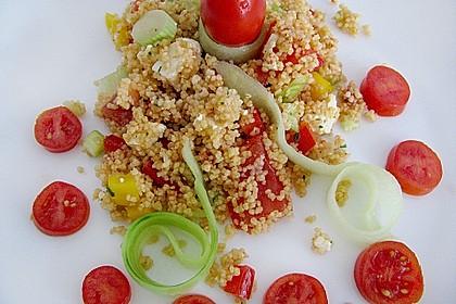 Cous Cous - Salat 6