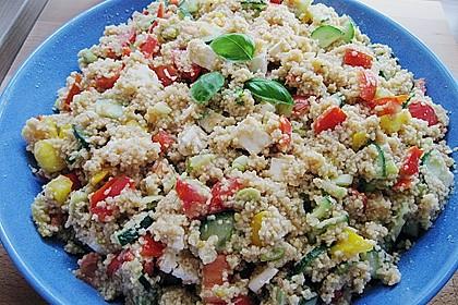 Cous Cous - Salat 7