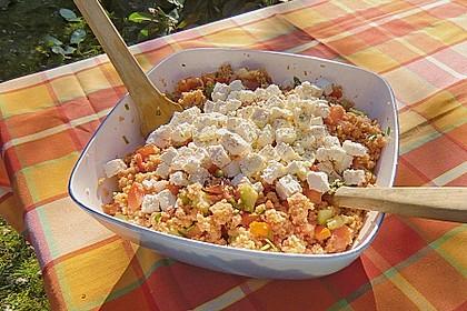 Cous Cous - Salat 3
