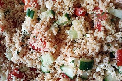 Cous Cous - Salat 17