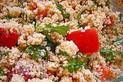 Cous Cous - Salat 10