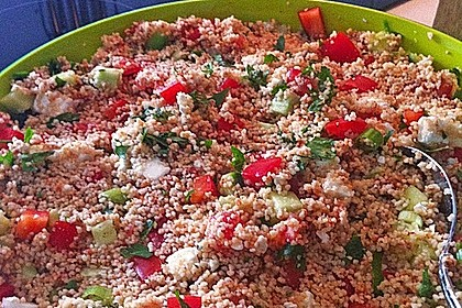 Cous Cous - Salat 18
