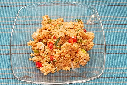 Cous Cous - Salat 20