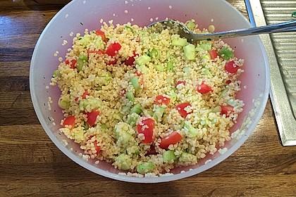 Cous Cous - Salat 15