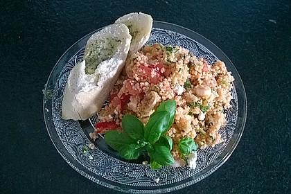Cous Cous - Salat 9