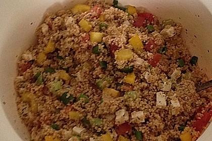 Cous Cous - Salat 16
